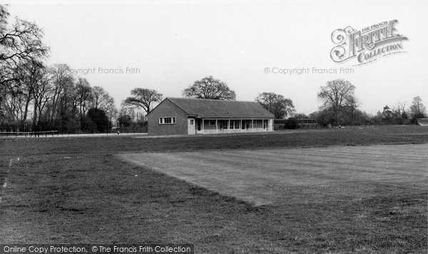 Barnes, Barn Elms Sports Ground c.1965