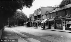 Barnes, Church Road c.1965