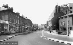 Barnes, High Street 1964