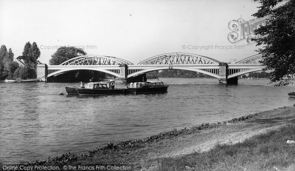 Barnes, The Bridge c.1960