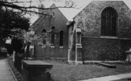 Barnes, The Church c.1965