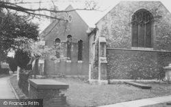 Barnes, The Church c.1965