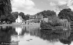 Barnes, The Pond c.1960
