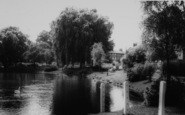 Barnes, The Pond c.1965
