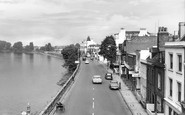 Barnes, The Terrace c.1960