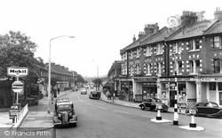 Barnes, White Hart Lane c.1960