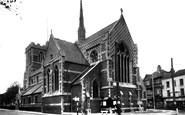 Barnet, Church Of St John The Baptist c.1955