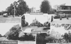 Barnet, Composite c.1965