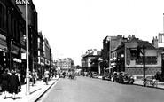 Barnet, High Street 1948