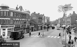 Barnet, High Street 1950