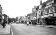 Barnet, High Street c.1965