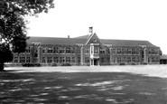 Barnet, Queen Elizabeth's School for Boys c1953