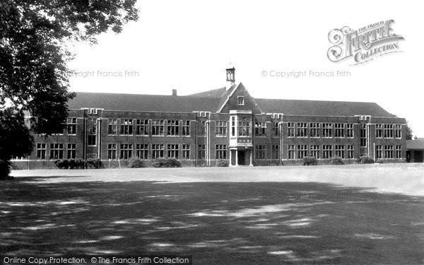 Barnet, Queen Elizabeth's School For Boys c.1965