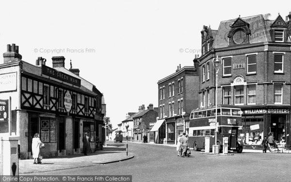 Barnet, St Albans Road c.1955
