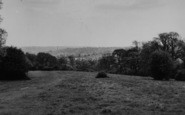 Barnet, View From The Green Bough c.1955