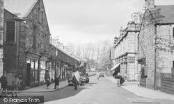 Albert Road c.1955, Barnoldswick