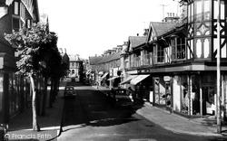 Albert Road c.1960, Barnoldswick