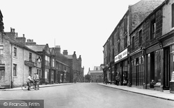 Church Street 1952, Barnoldswick