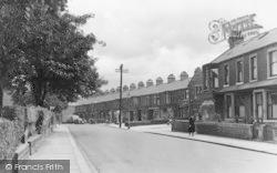 Gisburn Road c.1950, Barnoldswick
