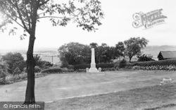 Letcliffe Park c.1955, Barnoldswick