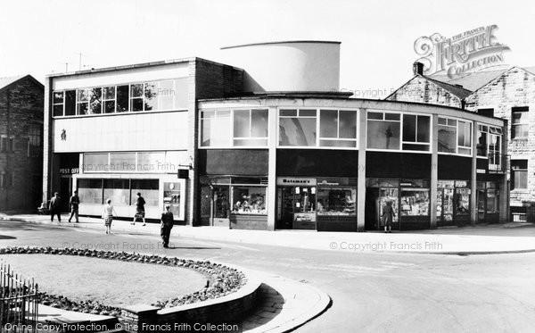 Barnoldswick, Post Office Buildings c.1965