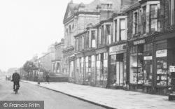Rainhall Street Shops c.1960, Barnoldswick