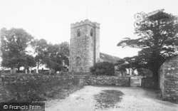 The Church Of St Mary Le Ghyll  c.1920, Barnoldswick