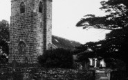 Barnoldswick, The Church Of St Mary Le Ghyll  c.1920