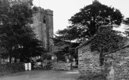 Barnoldswick, The Church Of St Mary Le Ghyll  c.1950