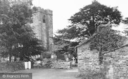 The Church Of St Mary Le Ghyll  c.1950, Barnoldswick