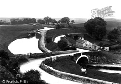 The Locks c.1950, Barnoldswick