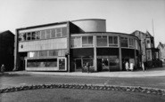 Barnoldswick, The Post Office Buildings c.1960