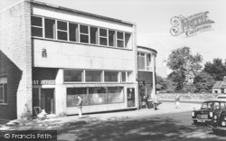 The Post Office Buildings c.1965, Barnoldswick