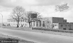 The Secondary School c.1955, Barnoldswick