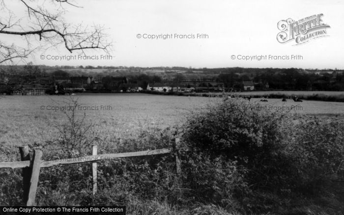 Photo of Barns Green, General View c.1955