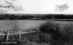 General View c.1955, Barns Green