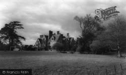 Barns Green, Muntham House c.1955