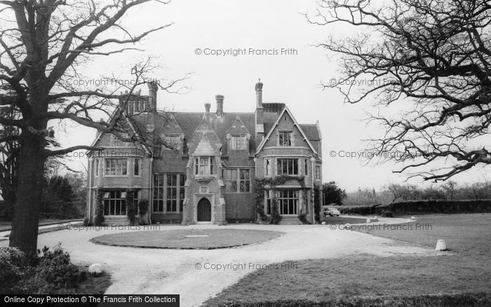 Photo of Barns Green, Muntham House School c.1955