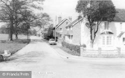 Barns Green, Parkers Corner c.1960