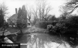 Barns Green, 'sandhills' c.1955