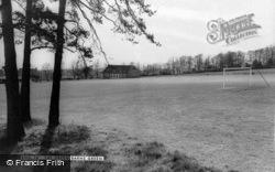 The Green c.1955, Barns Green