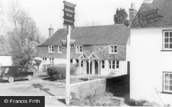 The Queen's Head c.1960, Barns Green