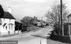 The Village c.1960, Barns Green
