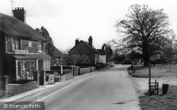 Barns Green, The Village c.1960