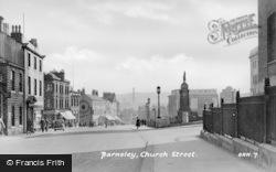Barnsley, Church Street c.1950