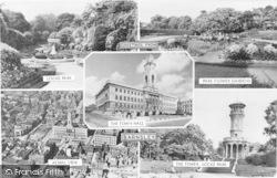Barnsley, Composite c.1955