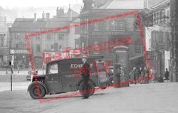 Delivery Van 1948, Barnsley