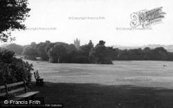 Locke Park c.1955, Barnsley