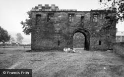 Monk Bretton Priory c.1950, Barnsley