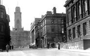 Barnsley, Regent Street c.1950